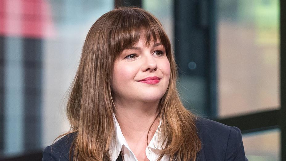 Amber Tamblyn - Getty - H 2019