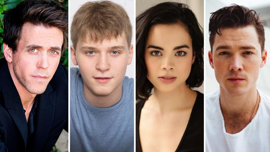 Fear Street' Trilogy, Based on R.L. Stine Novels, Casts Four Actors |  Hollywood Reporter