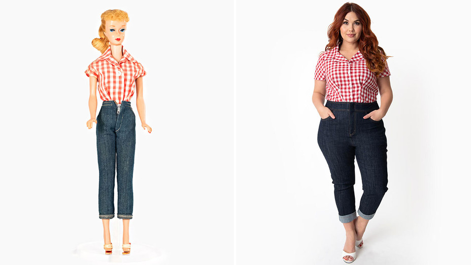 Barbie x Unique Vintage Split- Publicity-H 2019