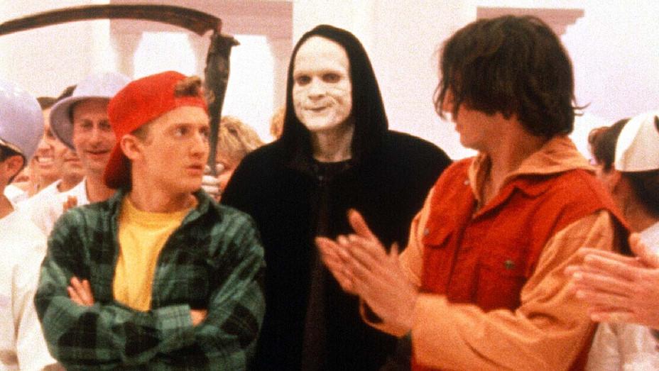 Bill & Ted's Bogus Journey (1991) - William Sadler (as Grim Reaper) - Photofest-H 2019