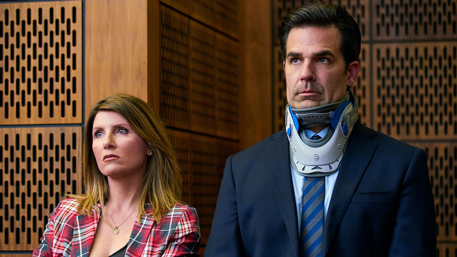 Catastrophe - Season 4-  Rob Delaney, Sharon Horgan- Publicity-H 2019