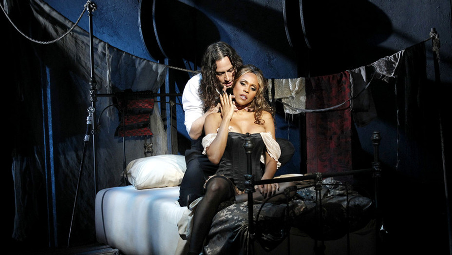 Constantine Maroulis and Deborah Cox in the 2013 Broadway revival of Jekyll & Hyde-Publicity-H 2019