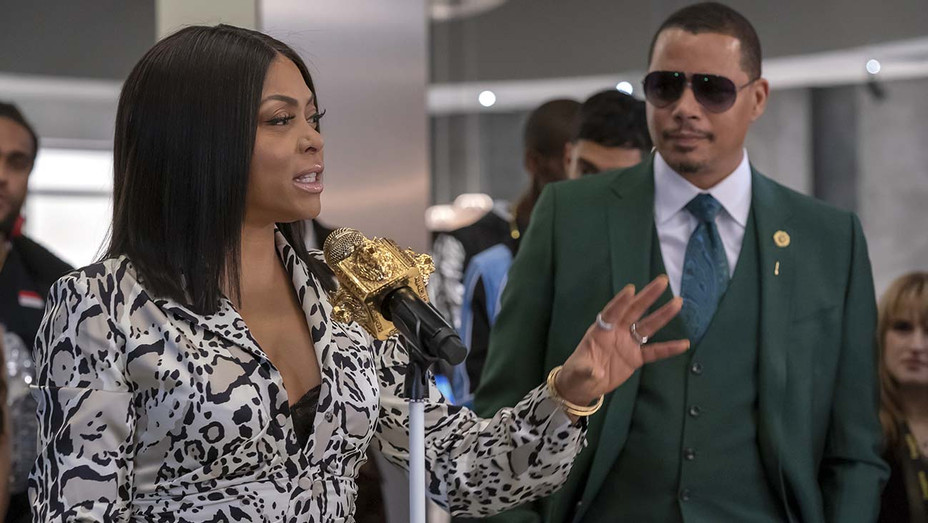 EMPIRE - Taraji P. Henson and Terrence Howard in the My Fault is Past - Publicity-H 2019
