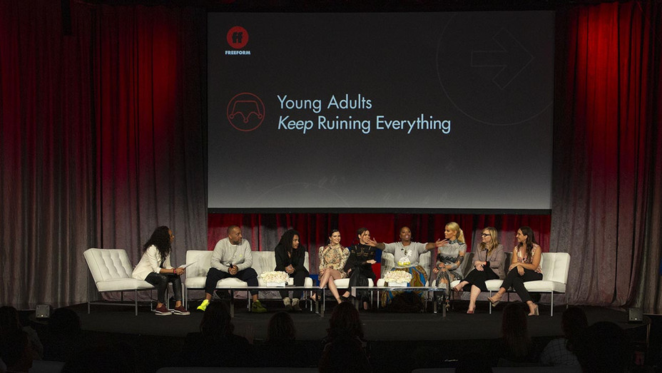 Freeform Summit-Young Adults Keep Ruining Everything-Publicity-H 2019