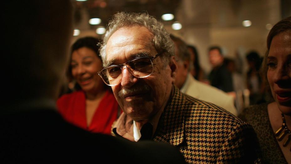 Gabriel Garcia Marquez in 2006 - H Getty 2019