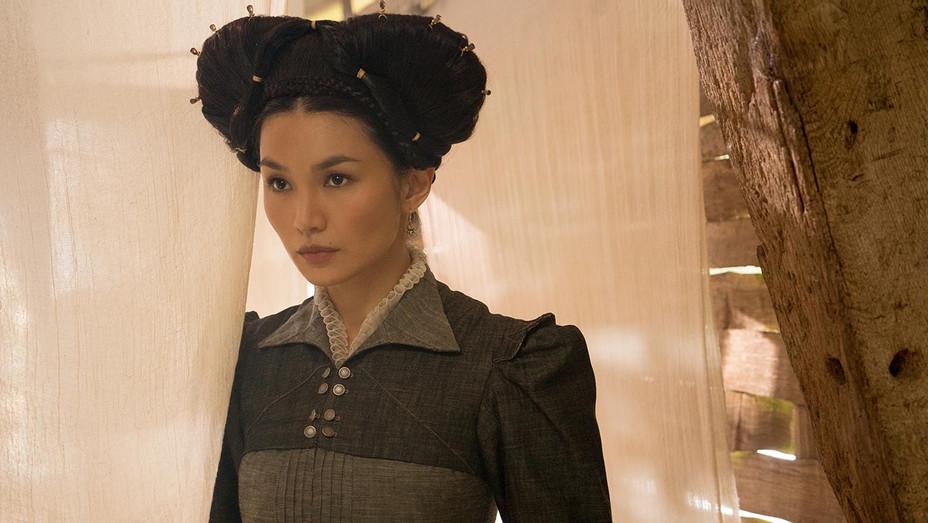 Gemma Chan-Mary Queen of Scots-Publicity Still-H 2019
