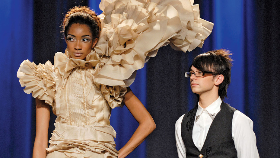 ONE TIME USE ONLY - PROJECT RUNWAY - En Garde! - Episode 408 Marcia Mitchell, Christian Siriano -H 2019
