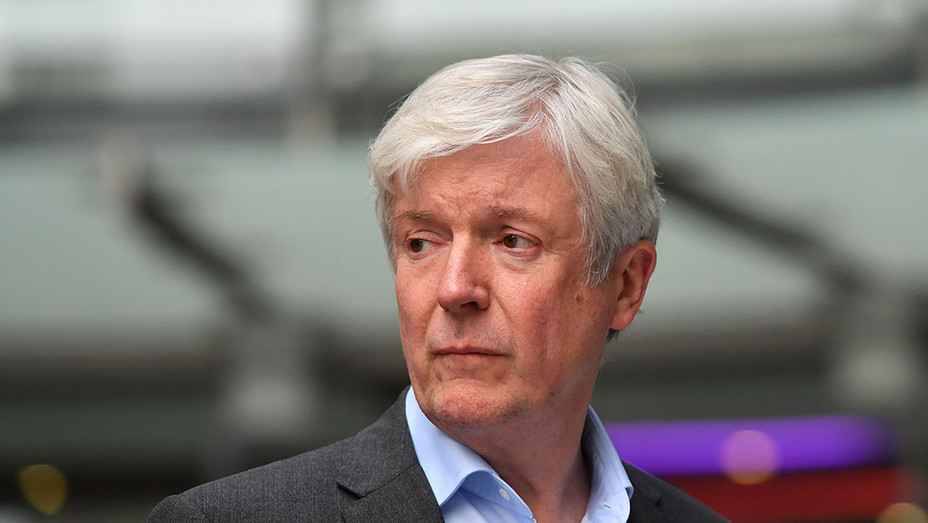 Director General of the BBC Tony Hall - BBC Broadcasting House on November 15, 2018 - Getty-H 2019