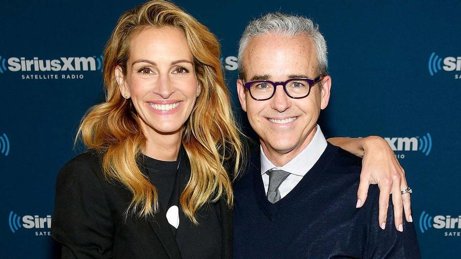 New - Julia Roberts and Jess Cagle attend SiriusXM's 'EW Spotlight' - Getty-H 2019