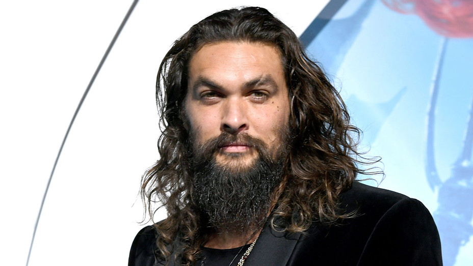 Jason Momoa - Premiere of Aquaman- Getty-H 2018
