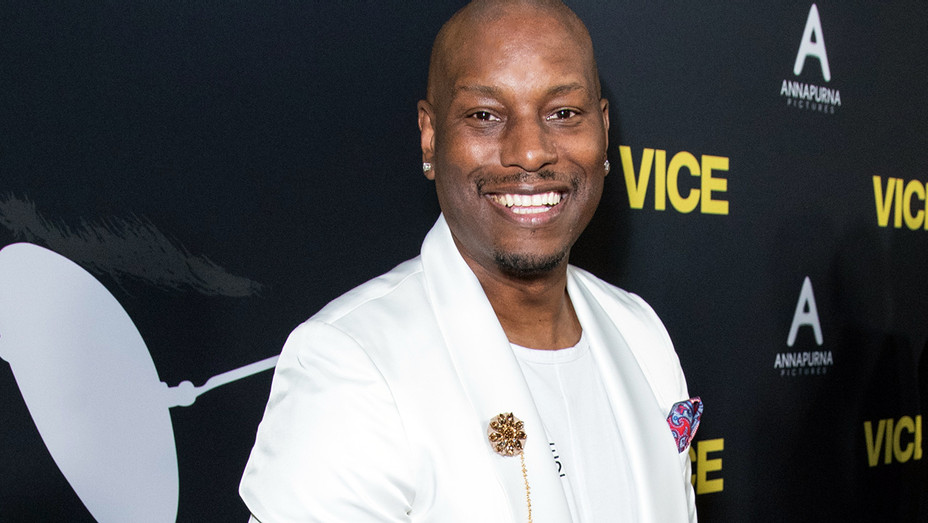 Tyrese Gibson Premiere Vice - Getty - H 2019