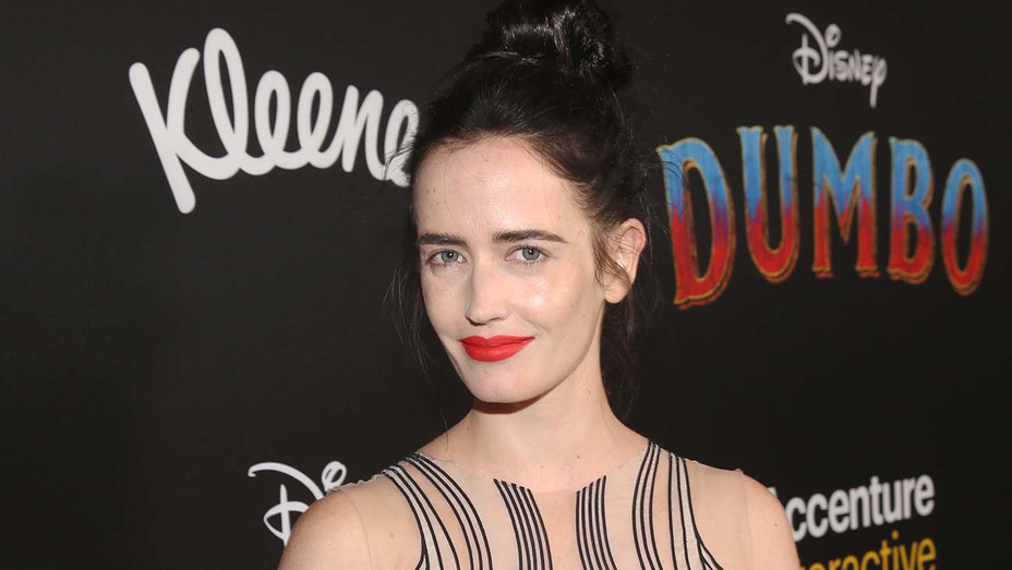 Eva Green attends the World Premiere of Disney's Dumbo  3 - Getty -H 2019