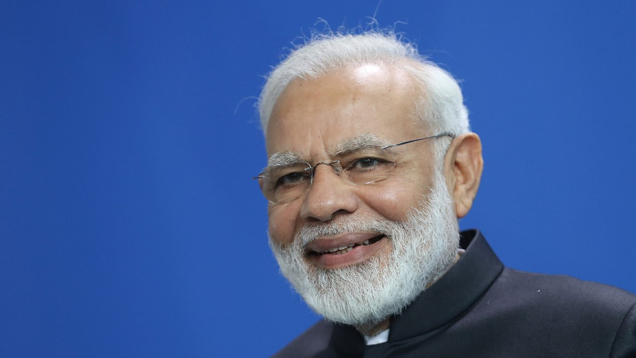 Narendra Modi - Getty - H 2019