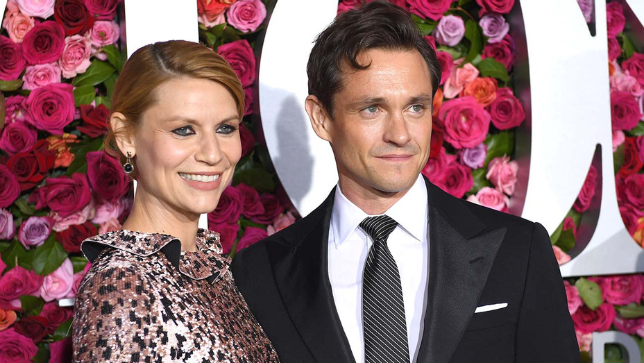 Claire Danes and Hugh Dancy attend the 72nd Annual Tony Awards - Getty -H 2019