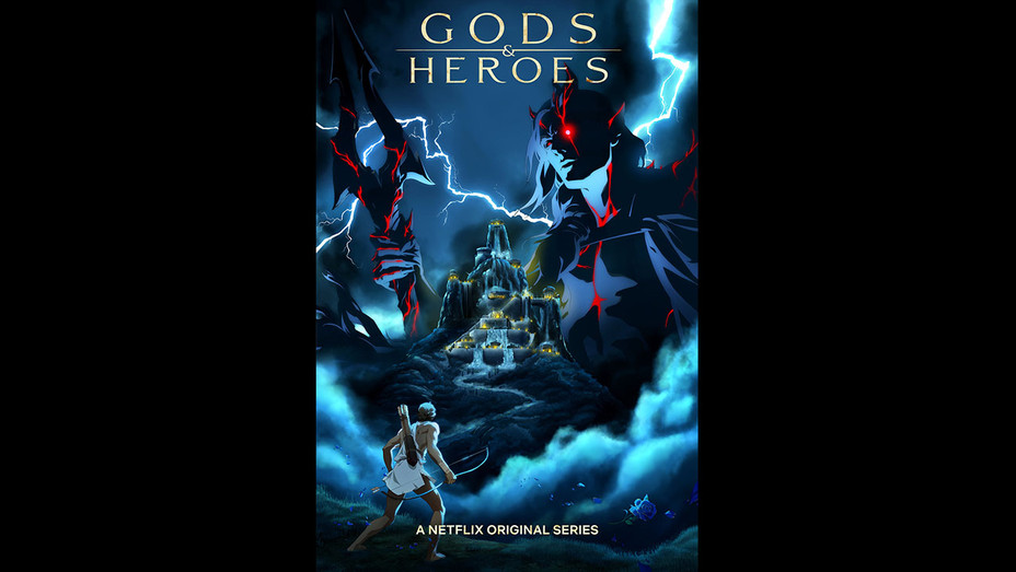 GODS & HEROES Poster-Publicity-H 2019