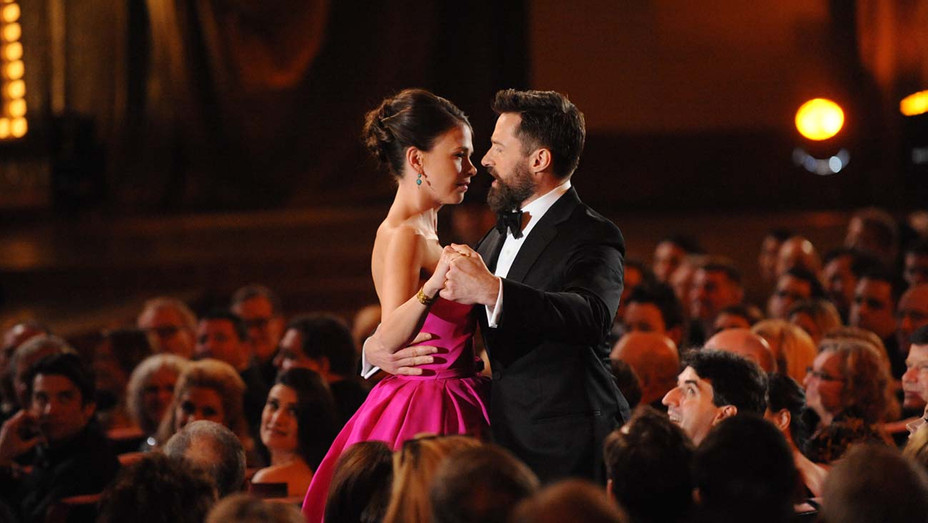 Sutton Foster and Hugh Jackman - THE MUSIC M A N- Publicity-H 2019