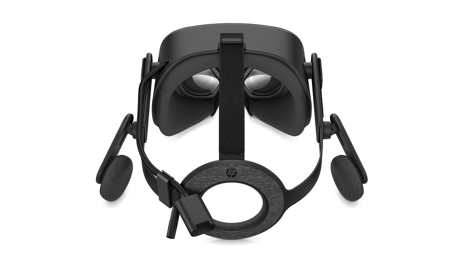 HP Reverb VR Headset Consumer Edition Rear Facing - Publicity-H 2019