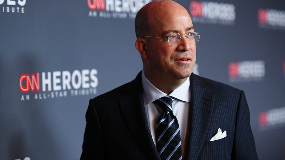 Jeff Zucker - Getty-H - 2019