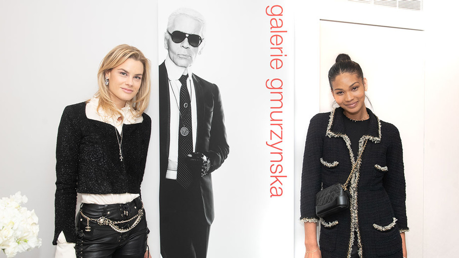 Lagerfeld Gallery-Isabelle Bscher_Chanel Iman_Publicity-H 2019