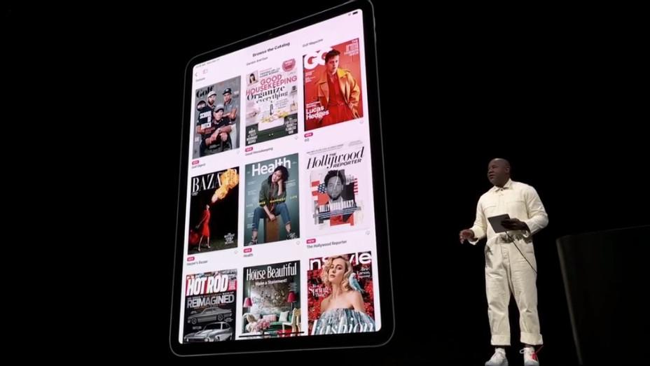 Magazines Apple News Event - H - 2019