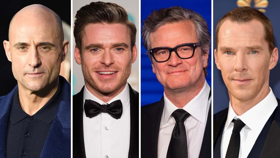 Mark Strong Richard Madden Colin Firth Benedict Cumberbatch - Getty - H Split 2019