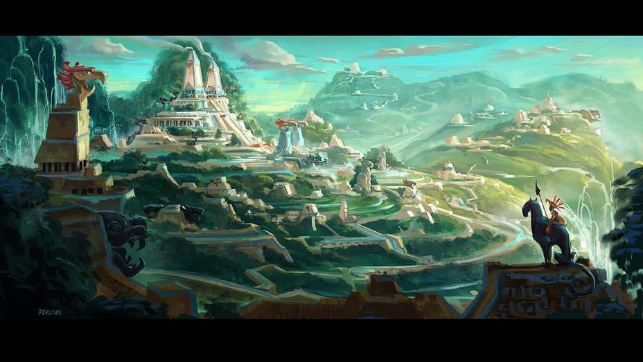 Maya and the Three-Publicity-H 2019