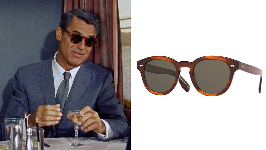 North by North West-Cary Grant-Grant Tortoise + G-15 Polar-Split-H 2019
