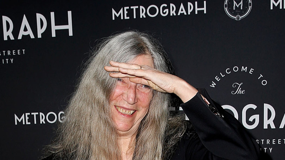 Patti Smith attends the Metrograph 3rd Anniversary Party - Getty - P 2019