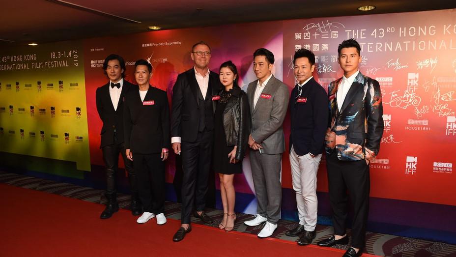 HKIFF 2019 Red Carpet - Publicity - H 2019