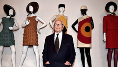Pierre Cardin, Acclaimed Fashion Designer for the Space Age, Dies at 98