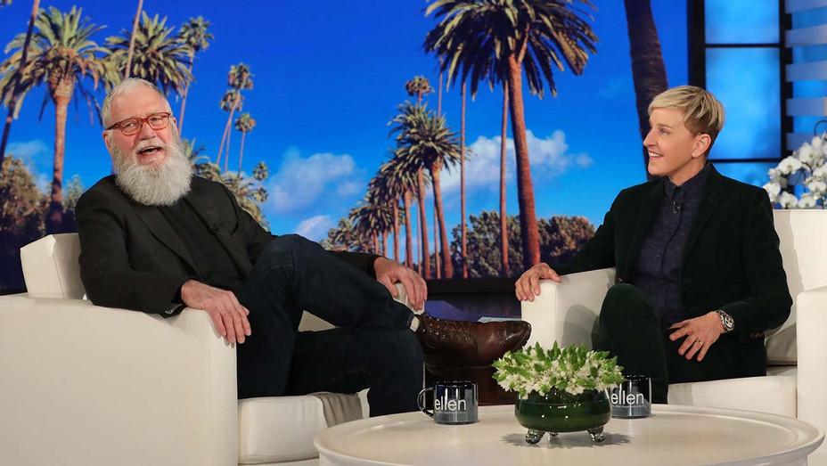 David Letterman on The Ellen Show - Publicity-H 2019