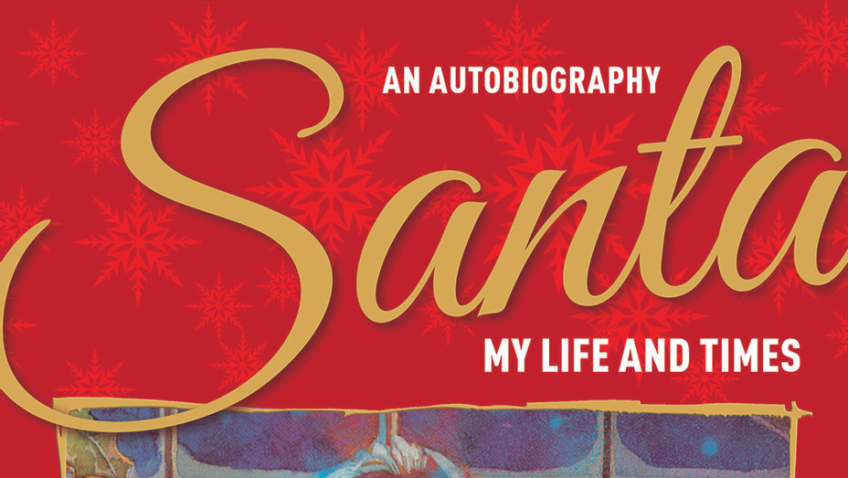 Santa My Life and Times Cover - Publicity - P 2019