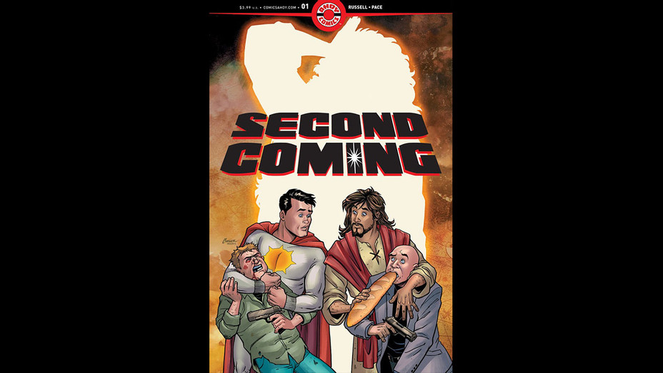 Second Coming cover-Publicity-H 2019