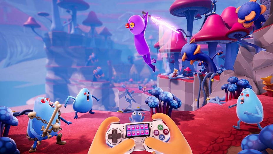 Trover Saves the Universe - Squanch Games - Publicity-H 2019