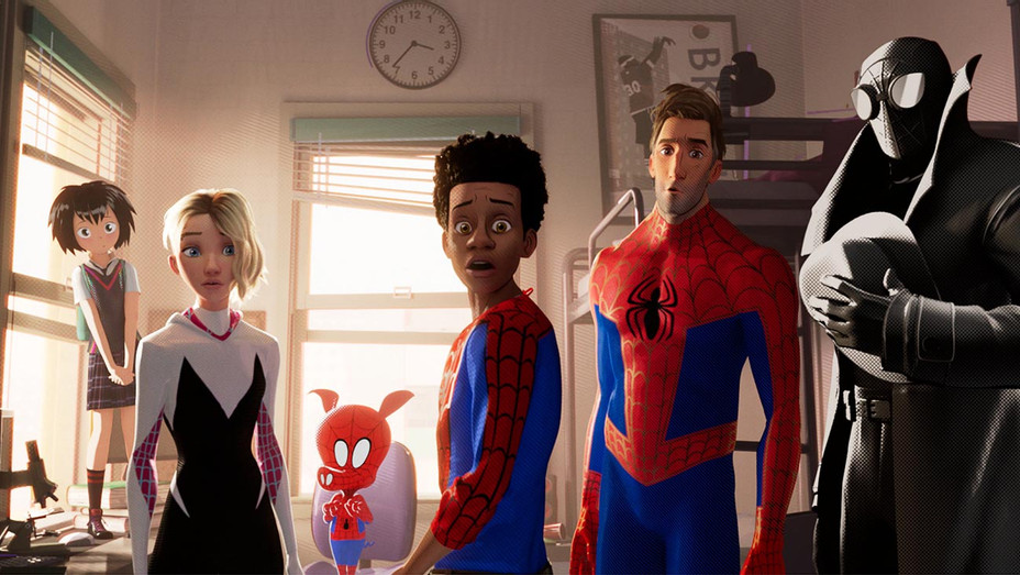 Spider-Man: Into the Spider-verse-Publicity -H 2019