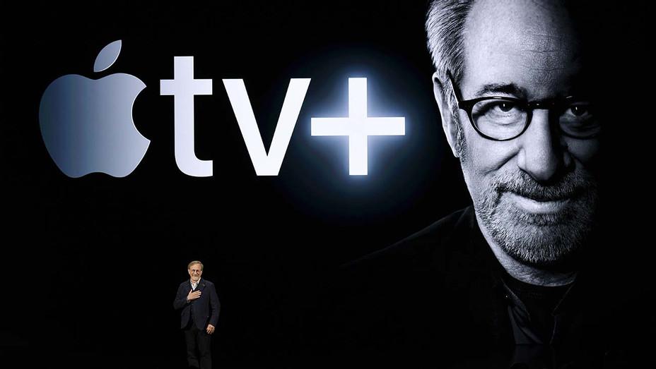 Steven Spielberg-March 25 2019-Apple-Getty-H 2019