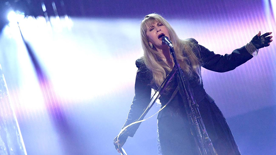 Stevie Nicks_Rock and Roll hall of fame - Getty - H 2019