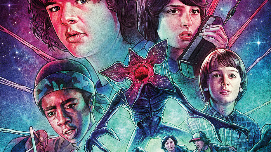 Stranger Things Con Exclusive Main - Publicity - H 2019