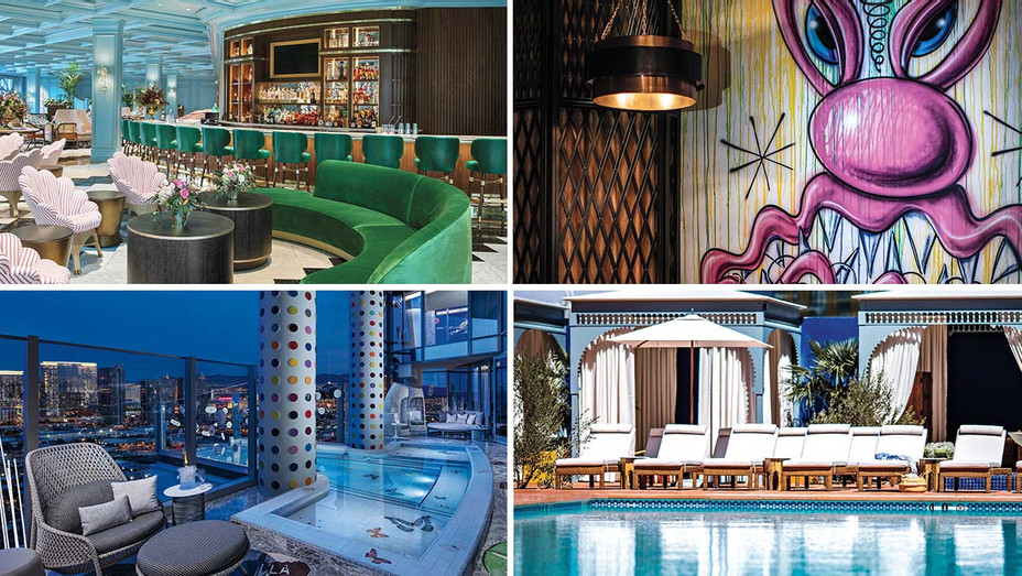 Las Vegas Newest Hotspots Where to Eat, Sip and Stay Now - H 2019