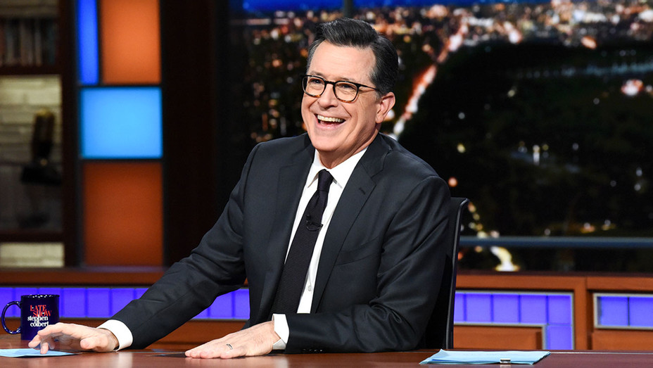 THE LATE SHOW WITH STEPHEN COLBERT-Publicity Still-H 2019