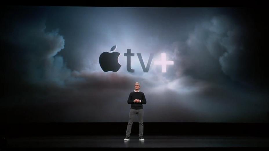 Tim Cook Apple TV Plus - H - 2019