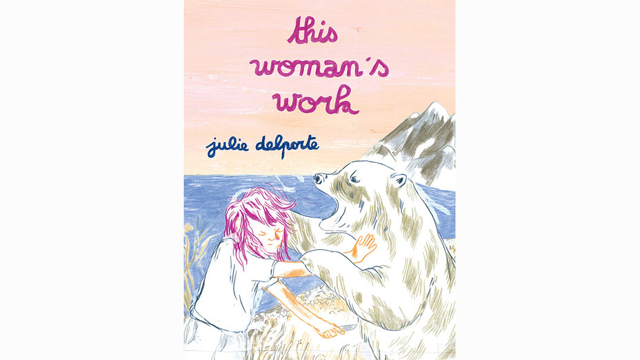 This Woman's Work - Cover- Drawn & Quarterly Publicity-H 2019