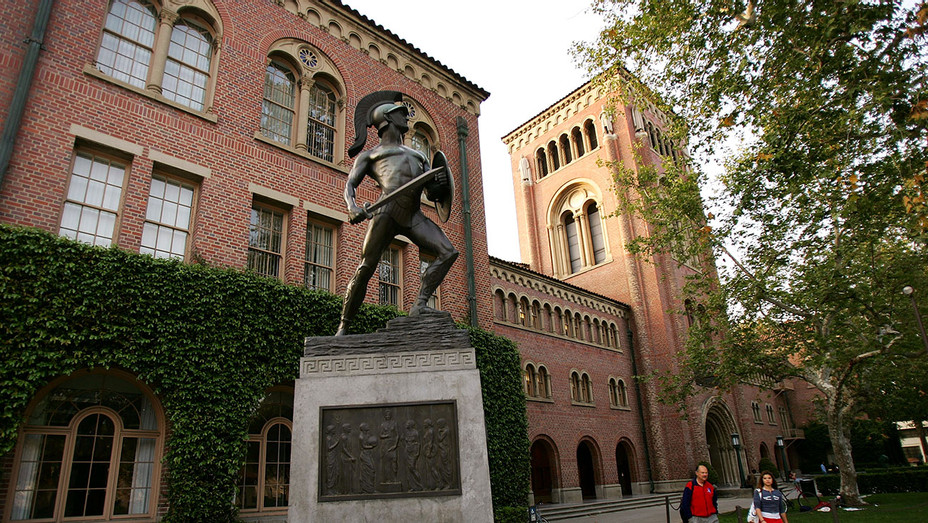 University of Southern California-USC Campus-Getty-H 2019