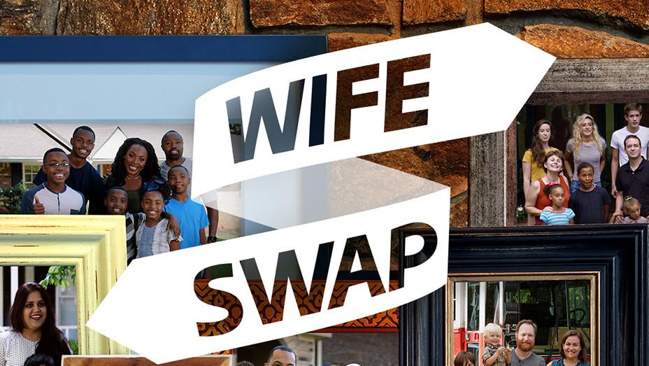 Wife Swap art - Publicity - S 2019