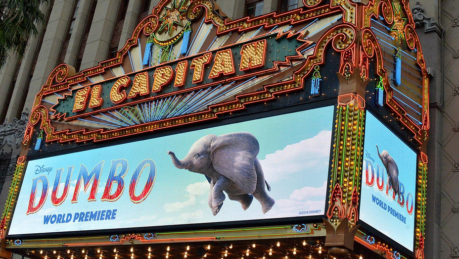 World Premiere of Disney's 'Dumbo' at the El Capitan Theatre-Getty-H 2019