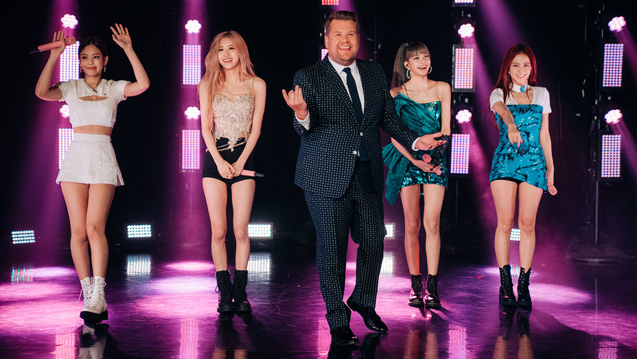 The Late Late Show Blackpink - Publicity - H 2019