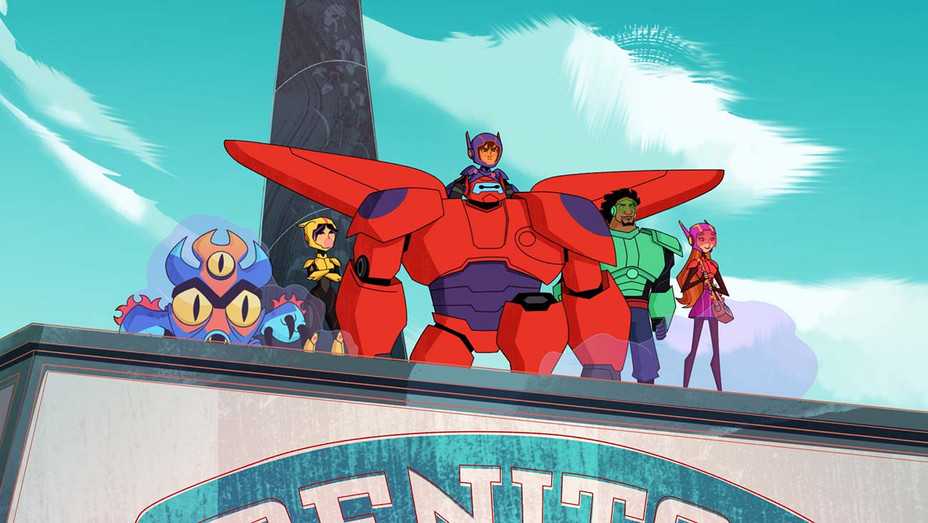 Big Hero 6 The Series Renewed At Disney Channel Exclusive Hollywood Reporter