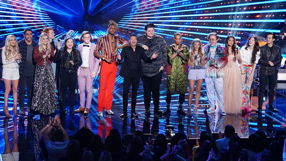 American Idol 212 Top 14 - Publicity - H 2019