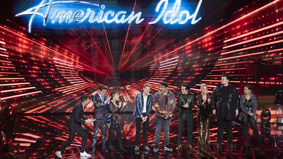 "AMERICAN IDOL - 215 - The ""American Idol"" finalists -APRIL 28- Getty-H 2019"