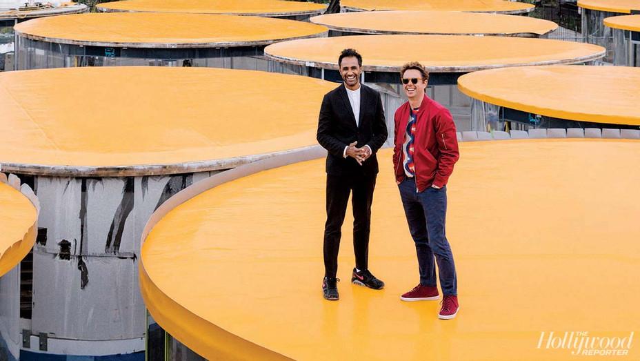 Rohan Silva and Sam Aldenton -Photographed by Jessica Sample- H 2019